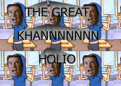 KHANTMND: The Great KHANholio needs TP for Ceti Alpha Five