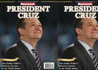 Thunderwing's Alternate History: The Zodiac Killer Wins The 2016 U.S. Presidential Election