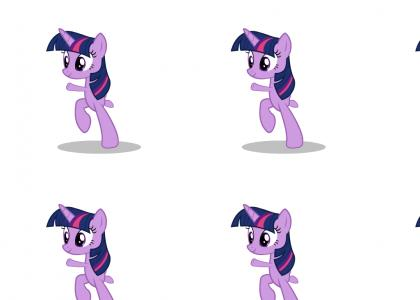 Twi goes for a mysterious walk