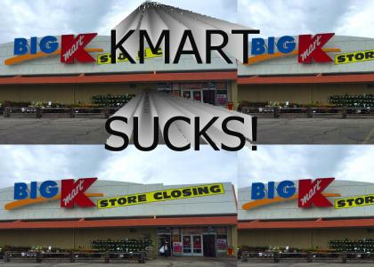 Why K-Mart is closing down