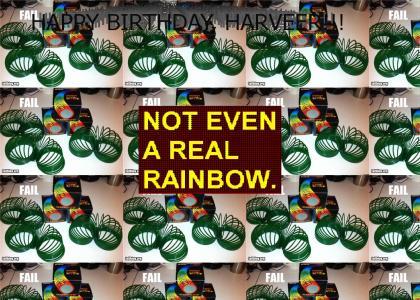 HAPPY BIRTHDAY, HARVEER!!!