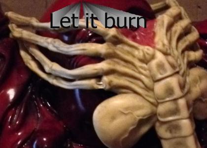 Alien Buddah