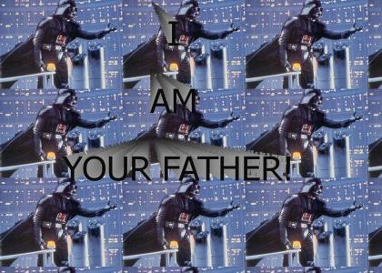 Luke, I am your father!