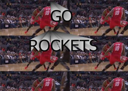 Houston Rockets work it