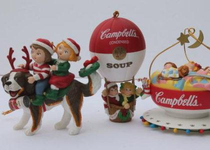 Campbell's soup Christmas