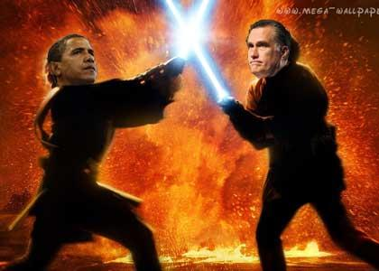 Obama vs. Romney - The Final Battle