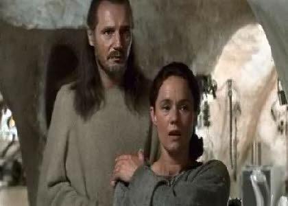 Shmi Fucked Qui-Gon So He'd Help Anakin...