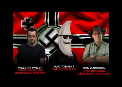 The Triumvirate: The New KKK's Leaders