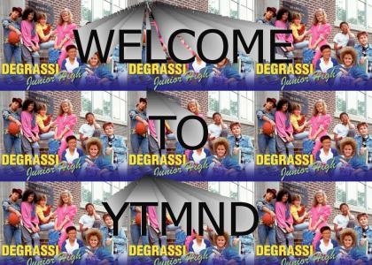Liliana welcomes Degrassi to YTMND