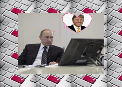 Putin hacks election for Trump