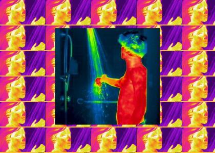 heat shower