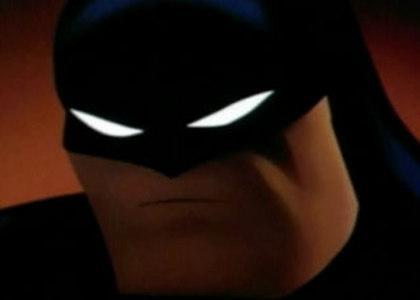 Because he's the hero Gotham deserves...