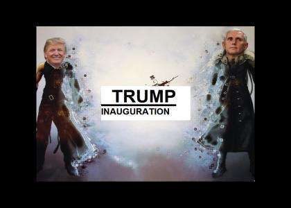 TRUMP INAUGURATION VICTORY!