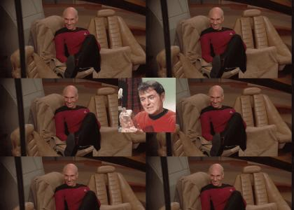 Scotty Gets Picard Drunk