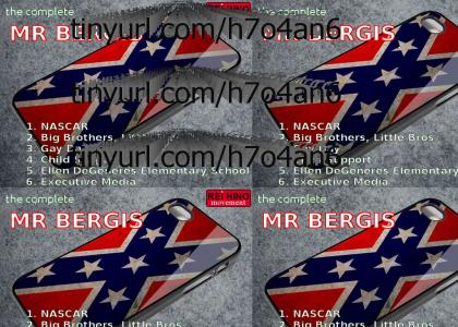 'THE COMPLETE MR. BERGIS' Now Available