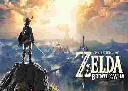 Zelda Breath of the Wild SPOILERS!