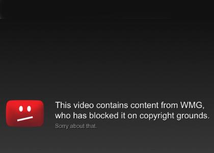 While Wanrer Music Group still continues to hold YouTube users hostage...