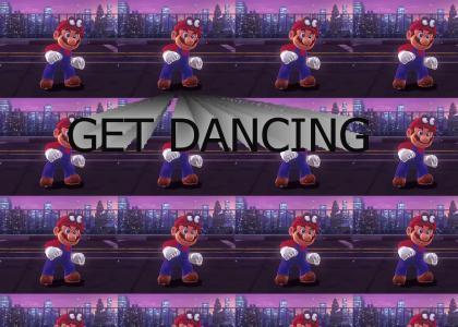 Mario Gets Dancing