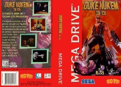 Duke Nukem Blast Processing