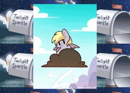 derpy pony magic
