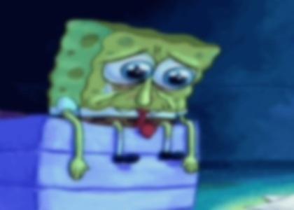 Spongebob's Candidate Lost