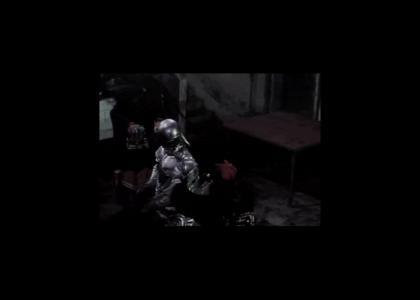 Mortal Kombat 11 - Robocop Gameplay Reveal