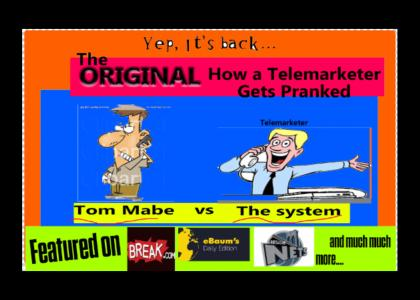 How To Get Telemarketers Get Pranked