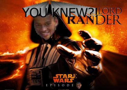 Stare Wars Episode: Randy