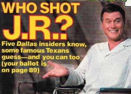 Who Shot J.R.?