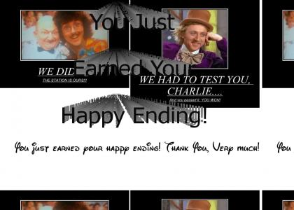Earn Your Happy Ending Example