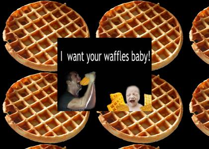 Trent Reznor wants waffles from a baby