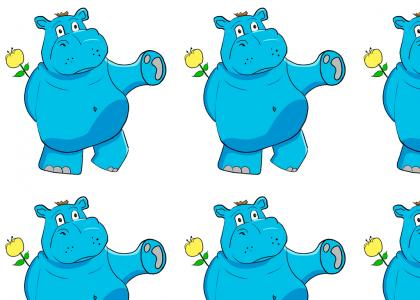 Effervescing Hippo