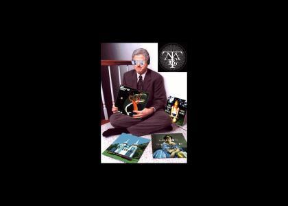 bill clinton listens to...