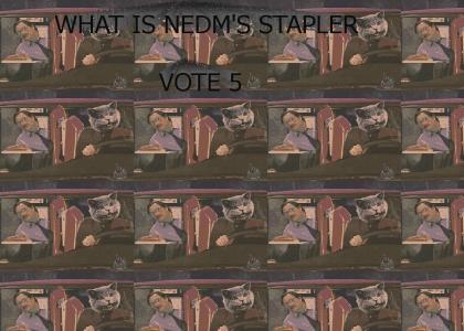 What is NEDM's Stapler?