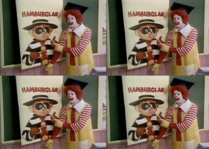 hamburglar huahs