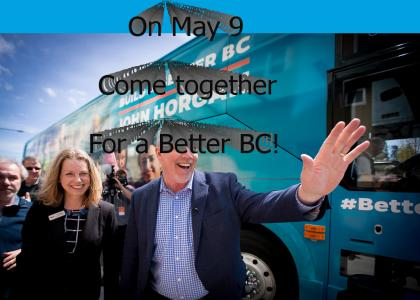 COME TOGETHER BRITISH COLUMBIA