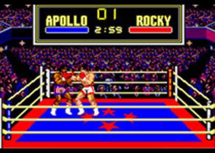 MICROPHONETMND: Rocky on Sega Master System