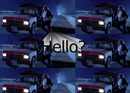 Terminator 2: Hello?