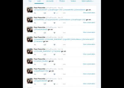 Paul Will Go On