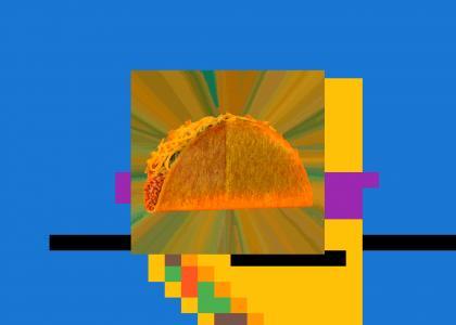 dancing tacos
