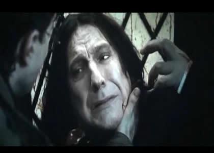 ? kills Snape!