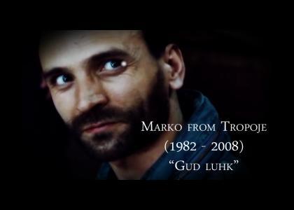 Marko from Tropoje