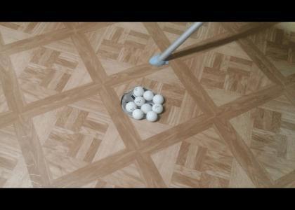 OMG secret nazi floor tiles!