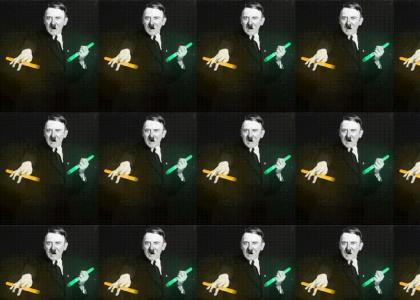 Hitler Raving