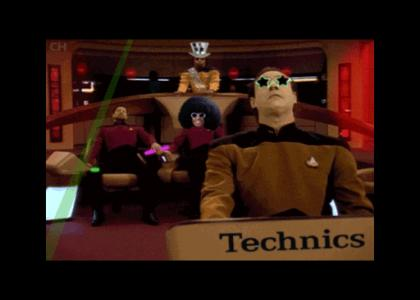 Passing time on the Enterprise