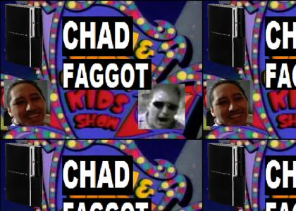 REPOSTMND: Chad and FAGGOT kids