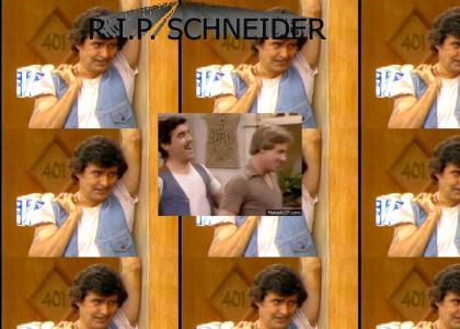 R.I.P. Schneider