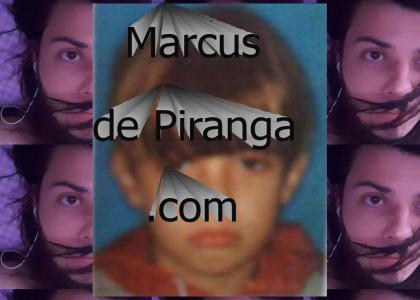 Beautiful Piranga Boy
