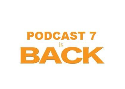 PODCAST is BACK
