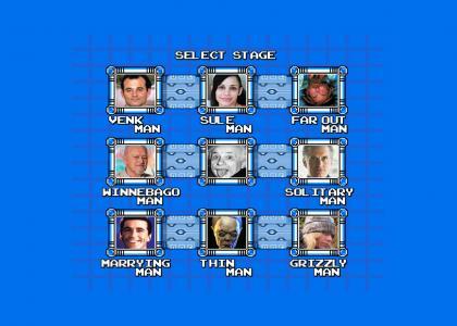 Unused Megaman Bosses 11